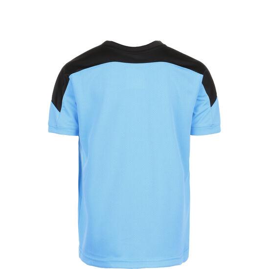 FtblNXT Trainingsshirt Kinder, hellblau / schwarz, zoom bei OUTFITTER Online