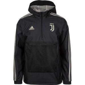 Seasonal Specials Juventus Turin Windbreaker Herren, Schwarz, zoom bei OUTFITTER Online