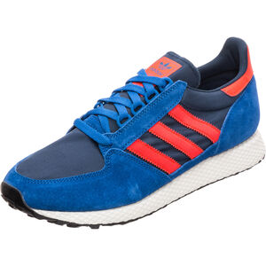 Forest Grove Sneaker, blau / rot, zoom bei OUTFITTER Online