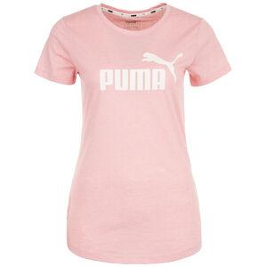 Essential Logo Heather T-Shirt Damen, altrosa / weiß, zoom bei OUTFITTER Online