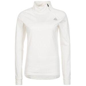 Hexawarm 1/4-Zip Trainingsshirt Damen, Weiß, zoom bei OUTFITTER Online
