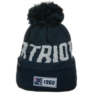 New England Patriots Official NFL Bommelmütze, , zoom bei OUTFITTER Online