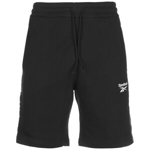Training Essentials Tape Trainingsshorts Herren, schwarz / weiß, zoom bei OUTFITTER Online