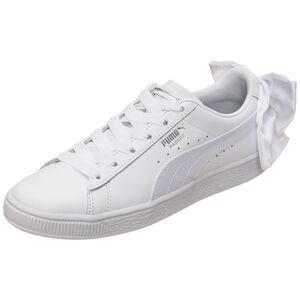 Basket Bow Sneaker Damen, Weiß, zoom bei OUTFITTER Online