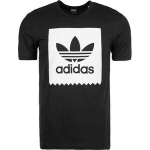 Trefoil Blackbird T-Shirt Herren, schwarz / weiß, zoom bei OUTFITTER Online