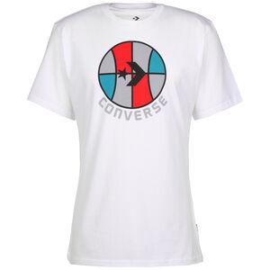 Classic Basketball T-Shirt Herren, weiß, zoom bei OUTFITTER Online