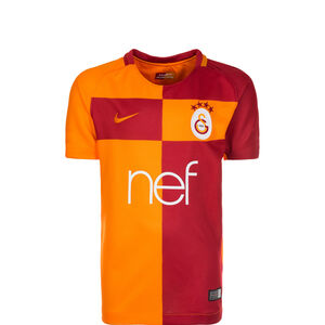 Galatasaray Istanbul Trikot Home Stadium 2017/2018 Kinder, Rot, zoom bei OUTFITTER Online