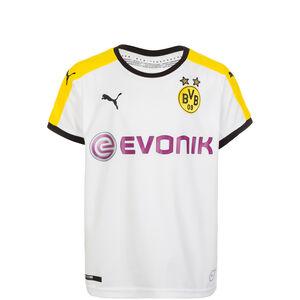 Borussia Dortmund Trikot 3rd 2015/2017 Kinder, Weiß, zoom bei OUTFITTER Online