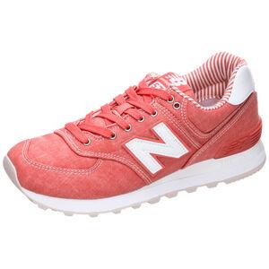 WL574-CHE-B Sneaker Damen, Rot, zoom bei OUTFITTER Online