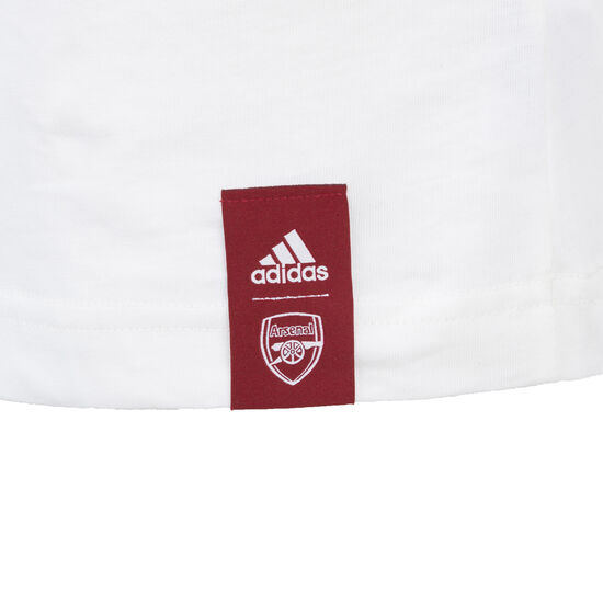 FC Arsenal Street Graphic T-Shirt Herren, weiß, zoom bei OUTFITTER Online