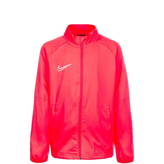 Dry Academy 19 Track Woven Trainingsjacke Kinder, neonrot, zoom bei OUTFITTER Online