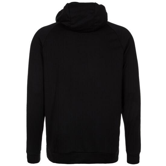 Dry Trainingskapuzenjacke Herren, schwarz / weiß, zoom bei OUTFITTER Online