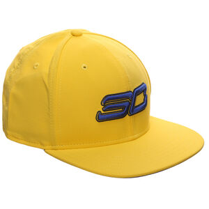 SC30 Core Strapback Cap, gelb / blau, zoom bei OUTFITTER Online