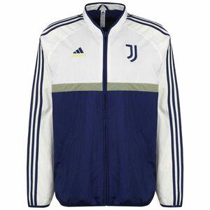 Juventus Turin Icon Jacke Herren, blau / weiß, zoom bei OUTFITTER Online