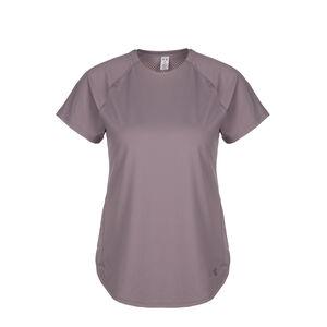 Sport Hi-Lo Trainingsshirt Damen, flieder / lila, zoom bei OUTFITTER Online
