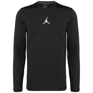 Jordan Ultimate Flight Shooting Shirt Herren, schwarz / weiß, zoom bei OUTFITTER Online