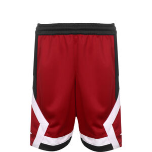 Rise Short 1 Trainingsshort Kinder, rot, zoom bei OUTFITTER Online