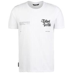 Enfant Terrible T-Shirt Herren, weiß / schwarz, zoom bei OUTFITTER Online