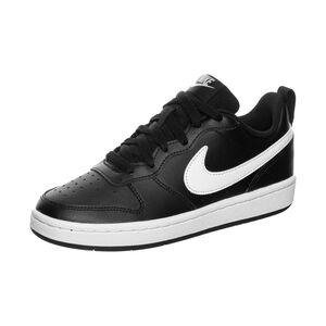 Court Borough Low 2 Sneaker Kinder, schwarz / weiß, zoom bei OUTFITTER Online