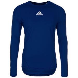 AlphaSkin Sport Trainingsshirt Herren, dunkelblau, zoom bei OUTFITTER Online