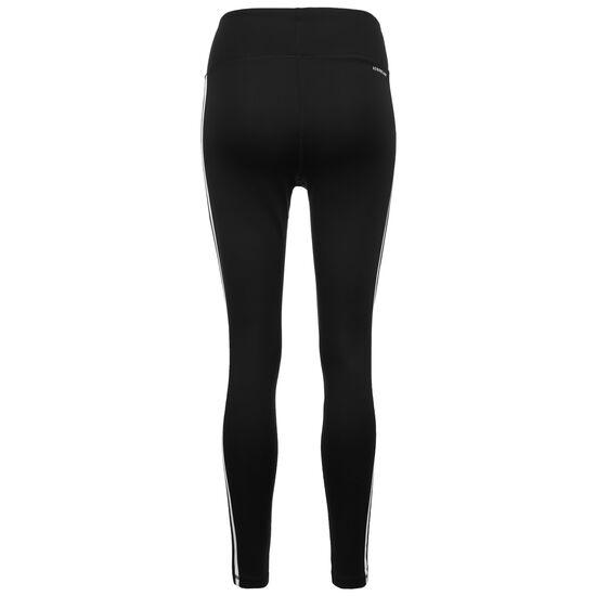 Design 2 Move Trainingstight Damen, schwarz / weiß, zoom bei OUTFITTER Online