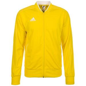 Condivo 18 Trainingsjacke Herren, gelb / weiß, zoom bei OUTFITTER Online