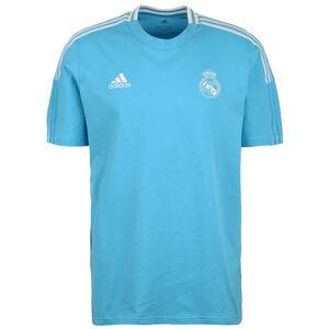 Real Madrid T-Shirt Herren, blau / weiß, zoom bei OUTFITTER Online