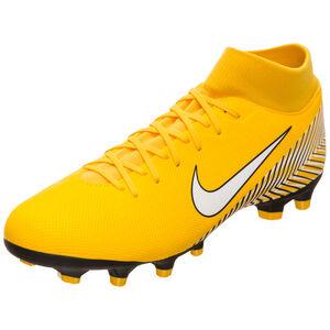 Superfly VI Academy DF Neymar MG Fußballschuh Herren, Gelb, zoom bei OUTFITTER Online