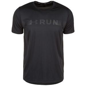 Run Warped Laufshirt Herren, schwarz, zoom bei OUTFITTER Online