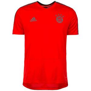 FC Bayern München Trainingsshirt Herren, rot / grau, zoom bei OUTFITTER Online