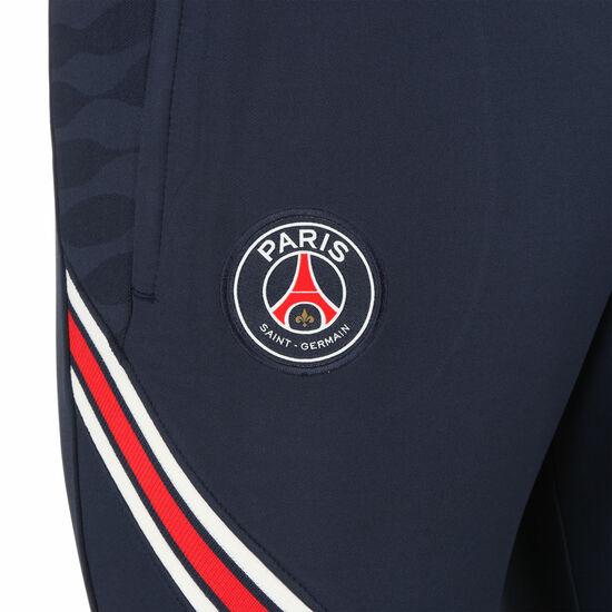 Paris St.-Germain Strike Trainingshose Herren, dunkelblau / weiß, zoom bei OUTFITTER Online