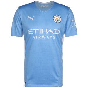 Manchester City Trikot Home Authentic 2021/2022 Herren, hellblau / weiß, zoom bei OUTFITTER Online