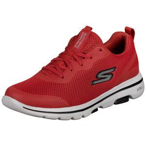GOwalk 5 Squall Trainingsschuh Herren, rot / weiß, zoom bei OUTFITTER Online