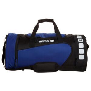 Club 5 Sporttasche Medium, blau / schwarz, zoom bei OUTFITTER Online
