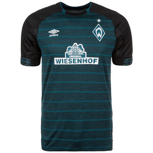 SV Werder Bremen Trikot Away 2018/2019 Herren, Blau, zoom bei OUTFITTER Online