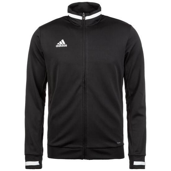 Team 19 Trainingsjacke Herren, schwarz / weiß, zoom bei OUTFITTER Online