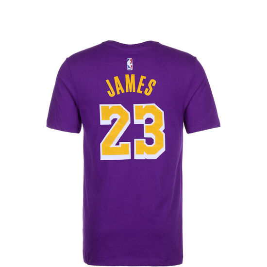 NBA LA Lakers #0 Westbrook Statement Edition T-Shirt Kinder, , zoom bei OUTFITTER Online