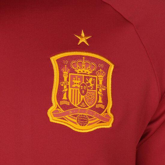 Spanien Anthem Jacke EM 2021 Herren, rot / gelb, zoom bei OUTFITTER Online