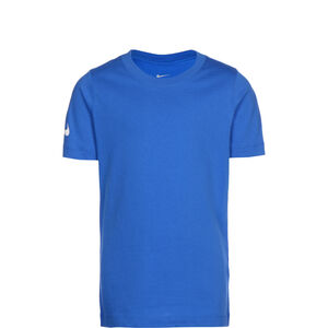 Park 20 T-Shirt Kinder, blau / weiß, zoom bei OUTFITTER Online