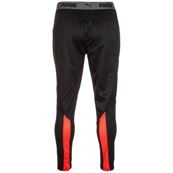 ftblNXT Trainingshose Herren, schwarz / rot, zoom bei OUTFITTER Online
