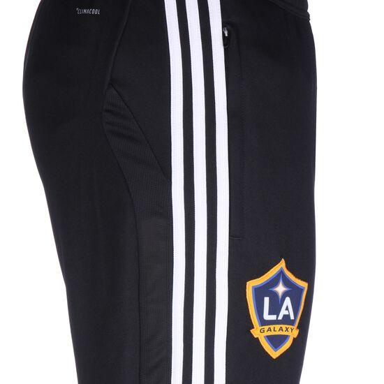 LA Galaxy Trainingshose Herren, schwarz / weiß, zoom bei OUTFITTER Online