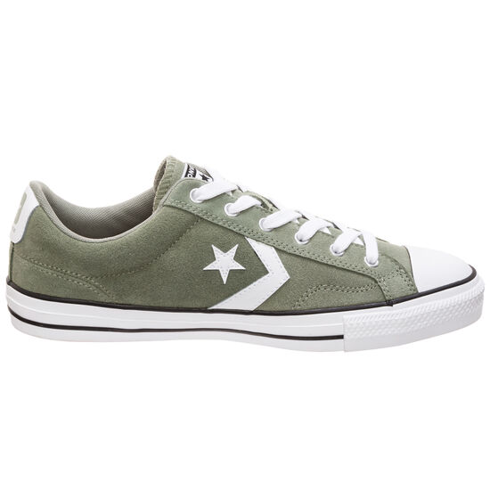 Star Player OX Sneaker, oliv / weiß, zoom bei OUTFITTER Online