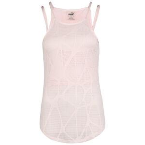 Studio Strappy Lace Trainingstop Damen, altrosa, zoom bei OUTFITTER Online