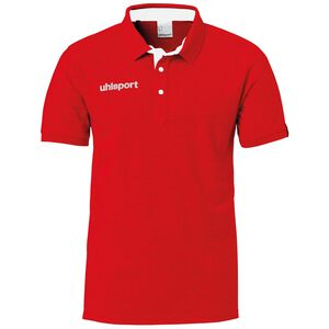 Essential Prime Poloshirt Herren, rot, zoom bei OUTFITTER Online
