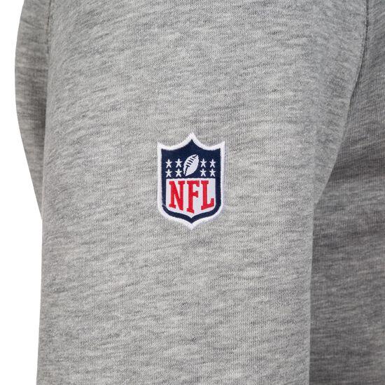 NFL New York Giants Logo Kapuzenpullover Herren, Grau, zoom bei OUTFITTER Online