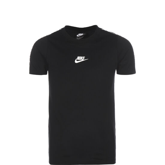 Repeat T-Shirt Kinder, schwarz / weiß, zoom bei OUTFITTER Online