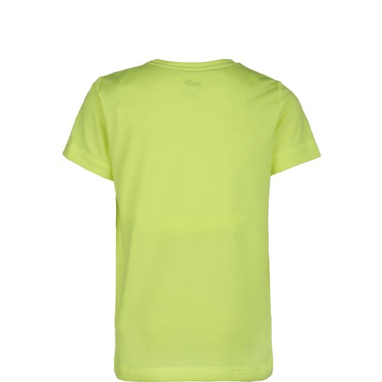 Active T-Shirt Kinder, neongelb, zoom bei OUTFITTER Online