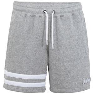 DMWU Athletic Cotton Short Herren, grau / weiß, zoom bei OUTFITTER Online
