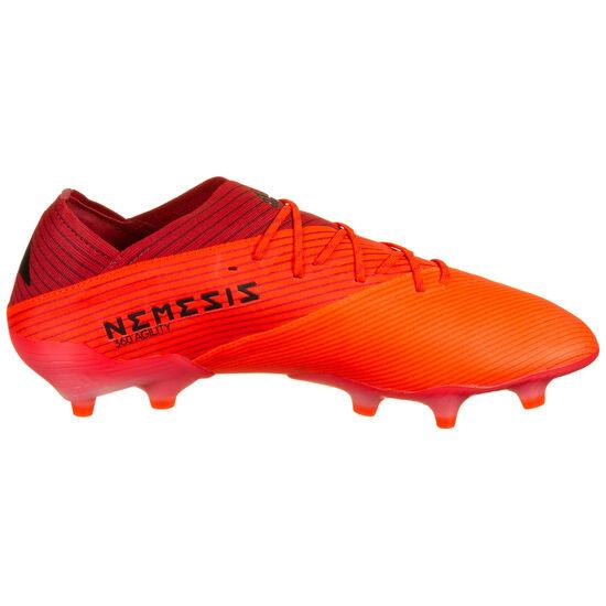 Nemeziz 19.1 FG Fußballschuh Herren, orange / rot, zoom bei OUTFITTER Online