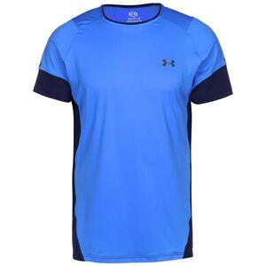 HeatGear Rush 2.0 Trainingsshirt Herren, blau / dunkelblau, zoom bei OUTFITTER Online